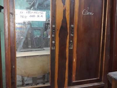 Tủ quần áo gỗ tự nhiên, gỗ tốt, tủ áo cổ điển đẹp GIÁ RẺ- Kho thanh lý lớn nhất TP.HCM 4