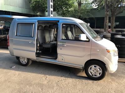 Hải dương bán xe tải van kenbo 5 chỗ , giá khuyến mại tháng 11 năm 2018 1