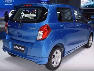 Suzuki Celerio Bình Dương giá tốt toàn quốc 3