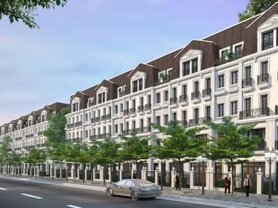 Mở bán ShopHouse, Biệt thự Wonder Villas, Phố kinh doanh duy nhất tại Ciputra Nam Thăng Long 3