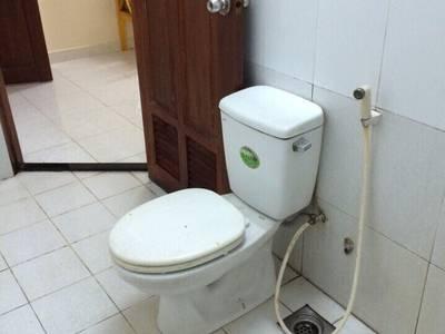 Cho thuê căn hộ 2 phòng ngủ đường dương quảng hàm 3