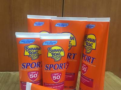 Kem chống nắng Banana Boat hàng chuẩn Úc 200g 3