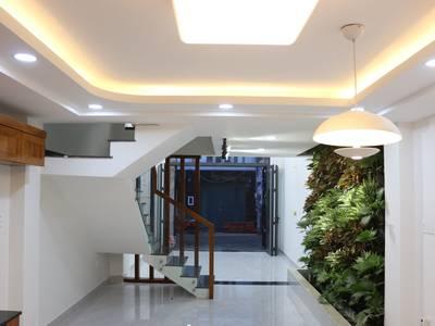 Bán nhà mới 100 , hoàn công đầy đủ , vị trí trung tâm quận Gò Vấp 4
