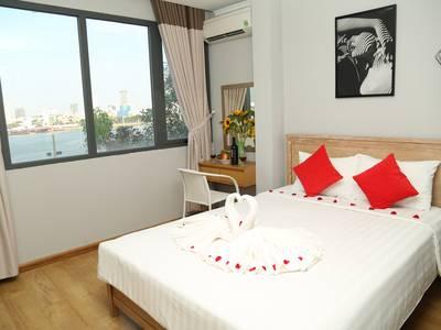 Khách sạn Rolex 3 sao trung tâm bên bờ sông Hàn Đà Nẵng 4