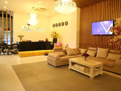 Khách sạn Rolex 3 sao trung tâm bên bờ sông Hàn Đà Nẵng 5