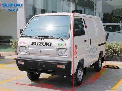 Suzuki Blind Van giá tốt toàn quốc 5