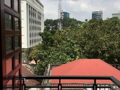 Cho Thuê Phòng Đầy Đủ Tiện Nghi Tại Trung Tâm Thành Phố Địa Chỉ 189BA6 CỐng Quỳnh F.Nguyễn Cư Trinh 8