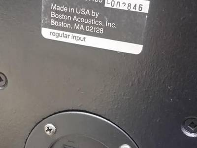 Loa Boston A400 made in USA 10