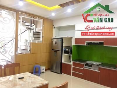 Cho thuê nhà phố Văn Cao 4,5 tầng nhà xây mới để ở full nội thất tiện nghi 3