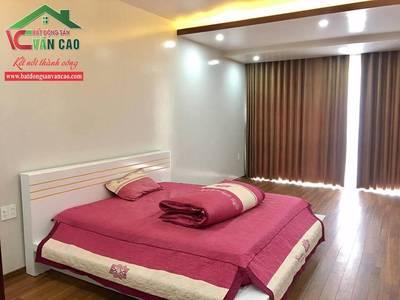 Cho thuê nhà phố Văn Cao 4,5 tầng nhà xây mới để ở full nội thất tiện nghi 12