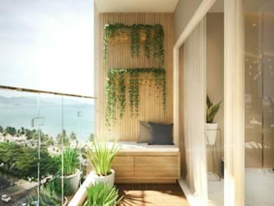 Chung cư duy nhất 4 mặt view biển Trần Phú, Nha Trang, chỉ từ 1,2 tỷ/căn 2 PN 4