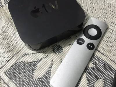 Apple TV  gen 3. Rev A 0