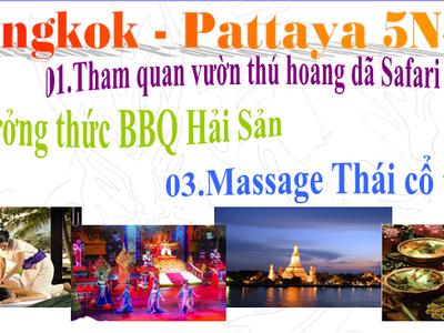 Du lịch Thái Lan giá rẻ nhất 0