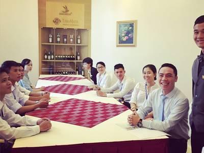 Học nghiệp vụ quản trị nhà hàng khách sạn trên toàn quốc 0