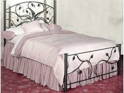 Giường sắt khách sạn, giường sắt đơn giản 8