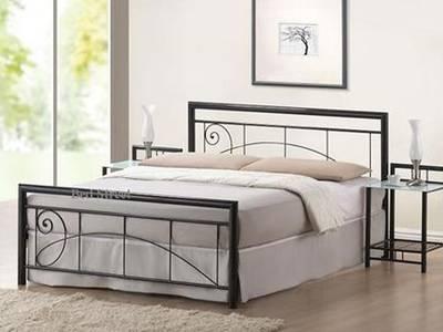 Mẫu giường sắt đơn giản   đẹp   sang trọng phù hợp gia đình có trẻ nhỏ 12