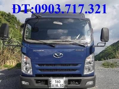 Xe tải Đô Thành IZ65 máy Isuzu  Xe IZ65 Đô Thành . Đại lý bán xe tải Đô Thành IZ65 mới 2018 Euro 4 0