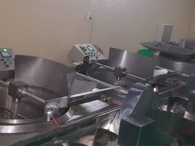 Bán dây chuyền và thiết bị sản xuất đậu snack, đậu phộng da cá, đậu phộng nước cốt dừa, đậu hà lan 0