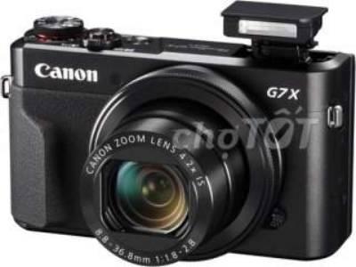 Cần mua canon g7x mark ii phụ kiện đủ còn bảo hanh 2