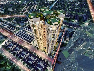 Mở bán đợt 1 dự án sky view plaza 360 giải phóng chỉ 2,1 tỷ/căn 0