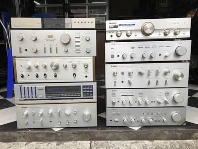 Bán buôn bán lẻ đồ audio bãi, md, cd, dvd, EQ, amply, loa giá tốt 6