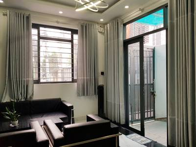Chính chủ bán villa mini đẹp, nội thất cao cấp, Trần Quốc Tuấn, Gò Vấp 6