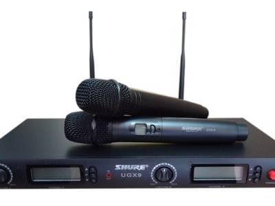 Micro không dây Shure UGX9 1