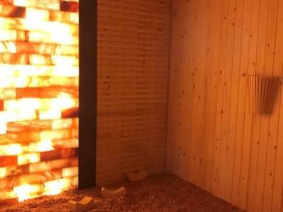 Chuyên lắp đặt phòng xông hơi đá muối tại an lão hải phòng 1