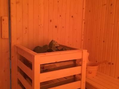 Chuyên lắp đặt phòng xông hơi đá muối tại an lão hải phòng 3