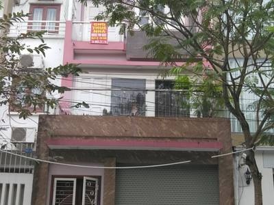 Cho thuê nhà khu HUD mặt vườn hoa 6 phòng ngủ 0