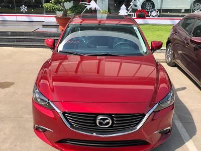 Mazda 6 mới 2021-Thanh toán 288tr nhận xe-Hỗ trợ hồ sơ vay 2