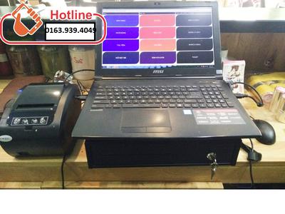 Lắp đặt máy tính tiền giá rẻ cho quán cafe tại bình phước 0