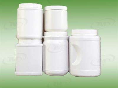 Hũ nhựa đựng bột , chuyên cung cấp chai nhựa , hũ nhựa HDPE . 6