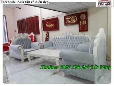 Ghế sofa cổ điển đẹp, xưởng chuyển sofa cổ điển hoàng gia cao cấp 12