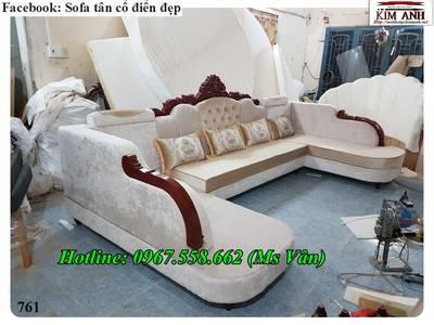 Ghế sofa cổ điển đẹp, xưởng chuyển sofa cổ điển hoàng gia cao cấp 15