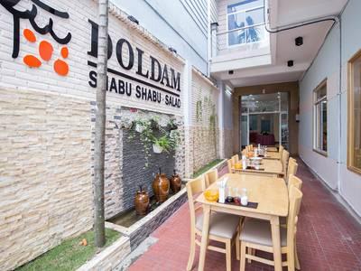 Cho thuê hoặc sang nhượng nhà hàng trung tâm tp Đà Nẵng 1