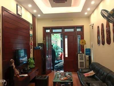 Cho thuê nhà riêng phố Lý Nam Đế - Quán Thánh 32m2 xây 5 tầng giá 14tr/th 5