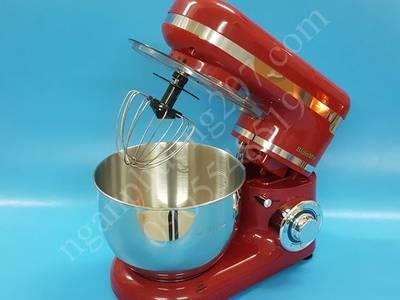 Máy đánh trứng, trộn bột công nghiệp BM68 1200W dung tích bồn 4 lít 2