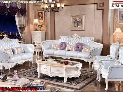 Mua sofa cổ điển giá tại xưởng - ngồi 1 chỗ mua hàng hiệu không lo về giá: Nội thất Kim Anh 12