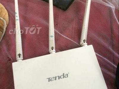 Mk cần bán wifi teanda 3 râu như hình giá 100k 0