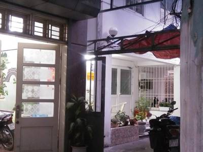 Cần cho thuê 06 Căn hộ mini Tòa nhà Hưng Gia - 438B Trương Định 08 tầng 25 căn hộ 7