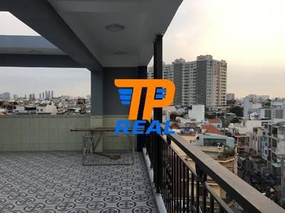 Cho thuê nguyên tòa  48-48A Nguyễn Tuân, Phạm Văn Đồng, Gò Vấp, 8X20M, Hầm, Trệt, 5L, 140 tr/tháng. 5