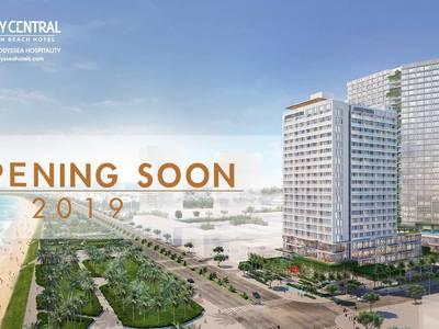 Dự án căn hộ cao cấpmặt tiền biển Quy Nhơn   Bình Định 0