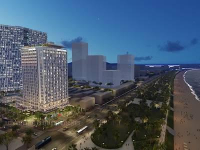 Dự án căn hộ cao cấpmặt tiền biển Quy Nhơn   Bình Định 4