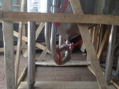 Máy vo gạo chất liệu inox cao cấp 1