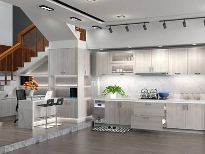 Tủ Bếp thiết kế đẹp giá rẻ 0