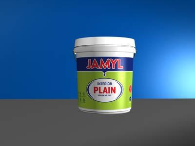 Tìm nhà phân phối,đại lý sơn nước JAMYL 10