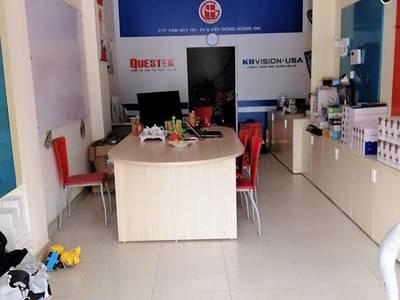 Cho thuê nhà mặt tiền Nguyễn Văn Linh 2
