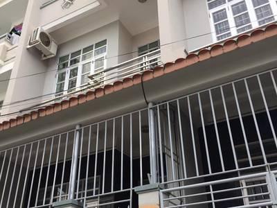 Cho thuê nhà 3 tầng ở hẻm 120 Nguyễn Thiện Thuật-Nha Trang 0
