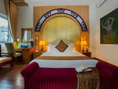 Khách sạn gần đường Phương Mai hà Nội 4